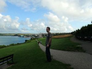View from Padstow War Memorial