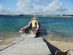 Black Torr ferry at Rock