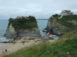 Most famous house in Newquay