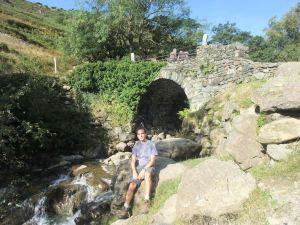 Stream at Coniston Fells