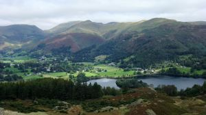 Grasmere below