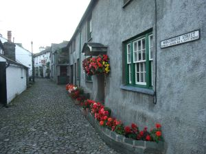 A Hawkshead street