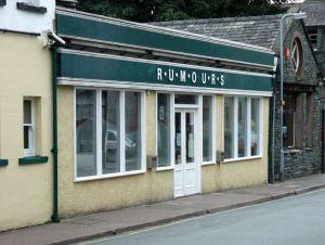 Rumours locals pub!