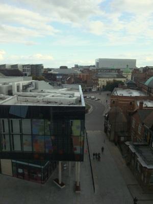 Quad cinema and cultural venue