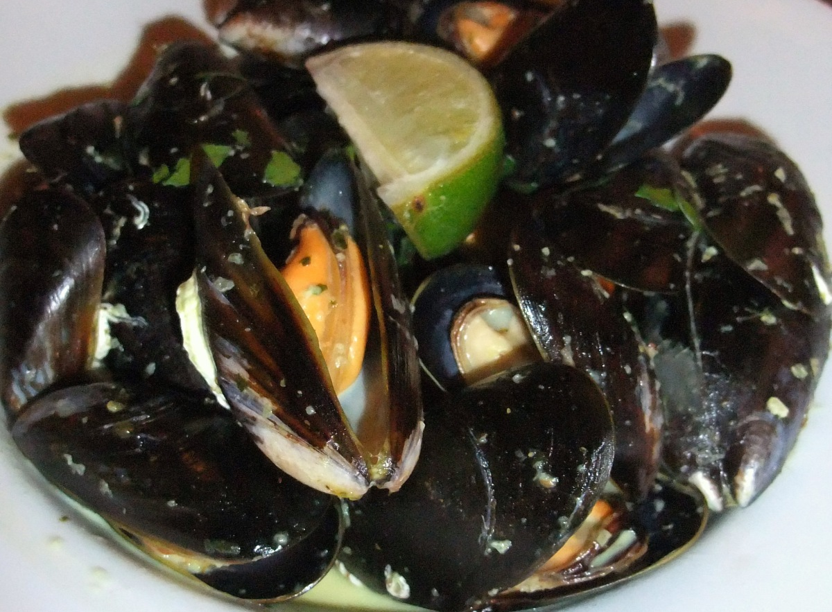 Belgo Thai Mussels