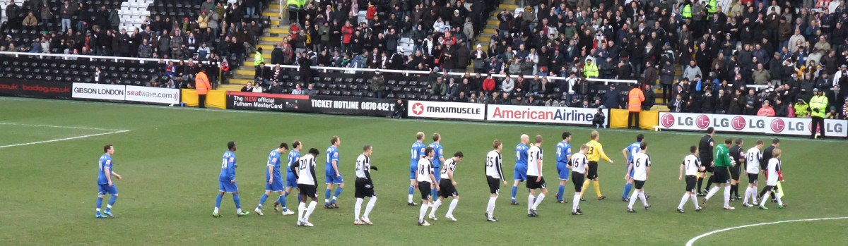 Fulham vs Notts County