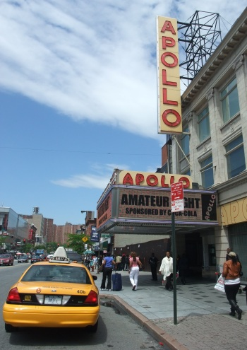 Apollo Theatre - Harlem