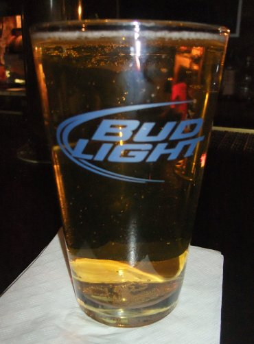 Bud Light. Has it come to this?