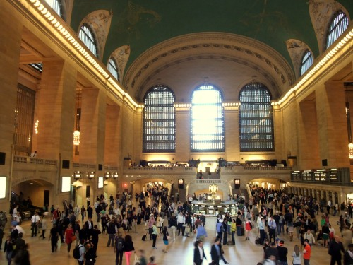 Grand Central main hall