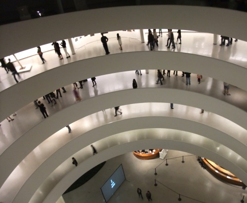 Guggenheim - but is it art?