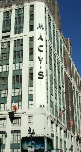 Macys will take your money!