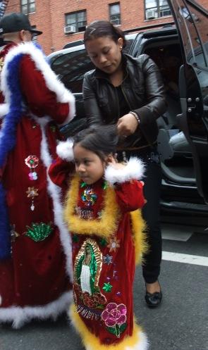 Carnival queen?