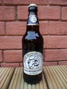 Old Intentional - Derby Brewing Company's successor to Old Accidental