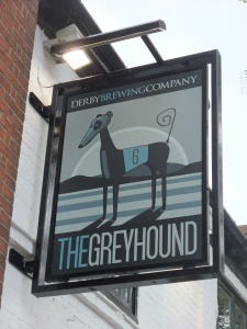 The Greyhound returns