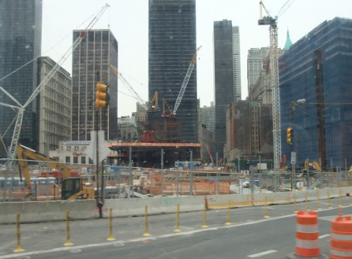 World Trade Centre site