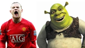 Rooney at work and at home