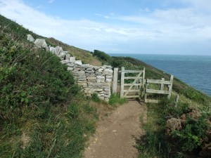 Purbeck coast path