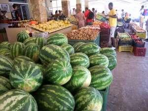 Nice big melons
