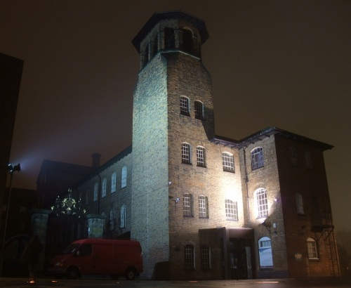 Derby Silk Mill or a scene from Dickins?