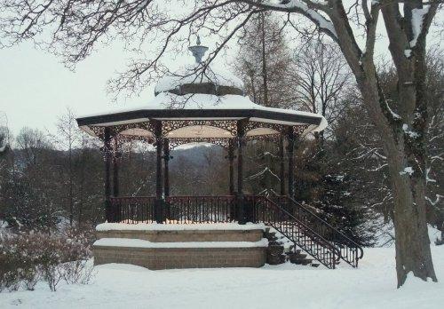 Pavilion Bandstand