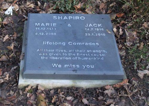 A touching rememberance
