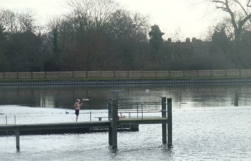 Hampstead mens bathing pond
