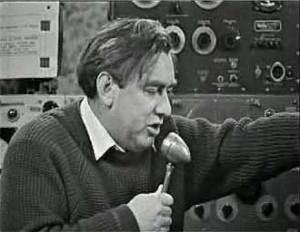 A radio ham - yesterday