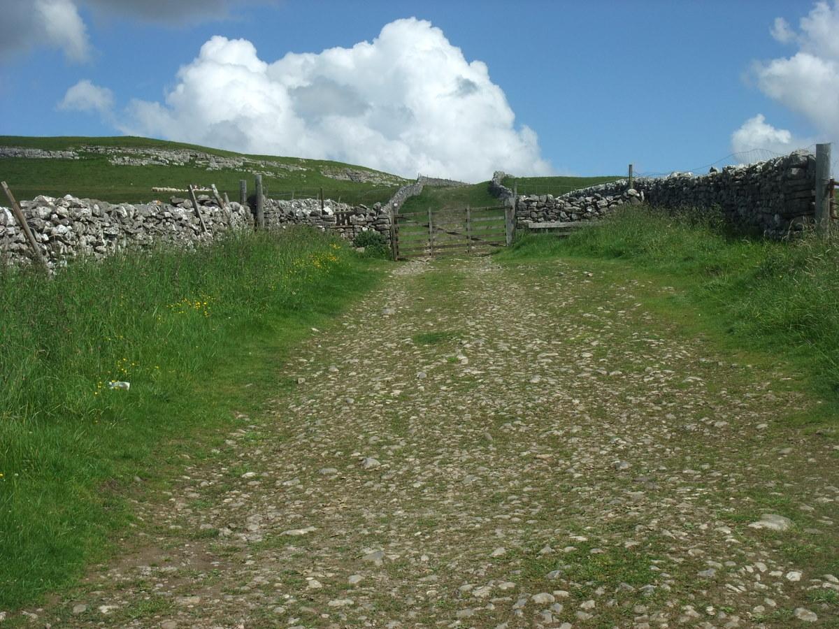 Stairway to Starbotton