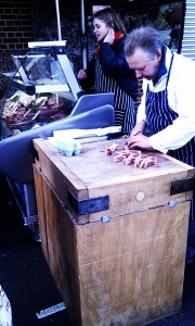 Lets have a butchers