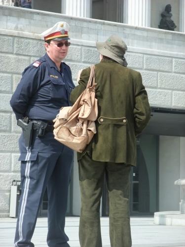 Its a fair cop