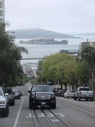 All roads lead to Alcatraz
