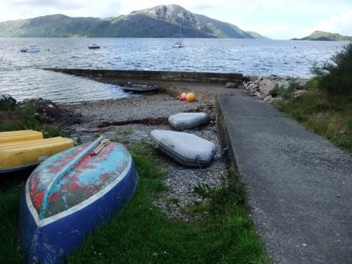 Loch Nevis Slipway