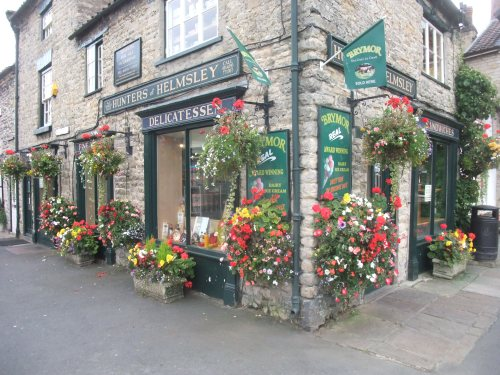 Helmsley in bloom