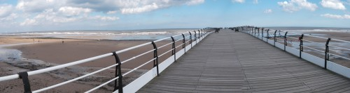 Ocean stroll
