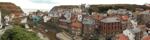 Staithes - click to enlarge