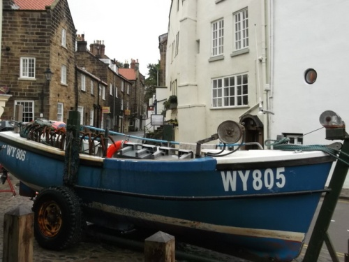 The charm of Robin Hoods Bay