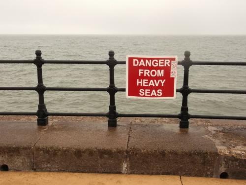No danger today