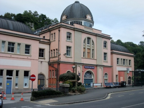 Matlock Bath Grand Pavilion