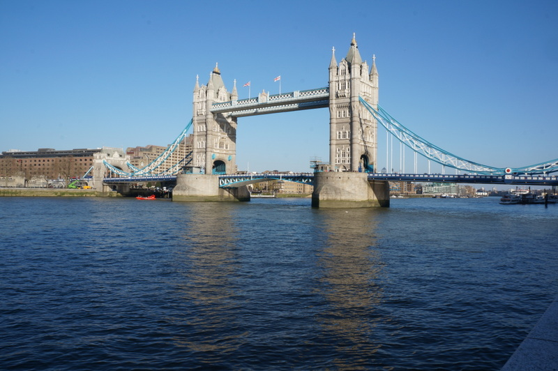 Tower Bridge - a timeless attraction
