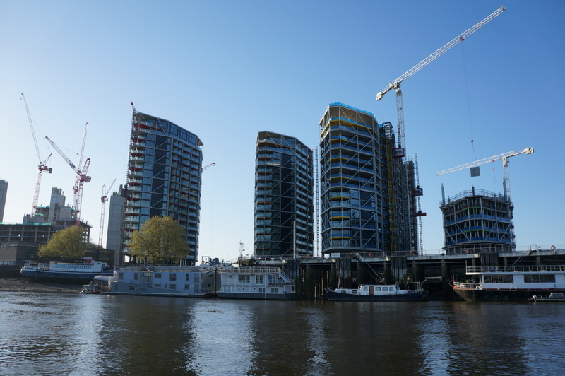 The foreign land bank known as Nine Elms