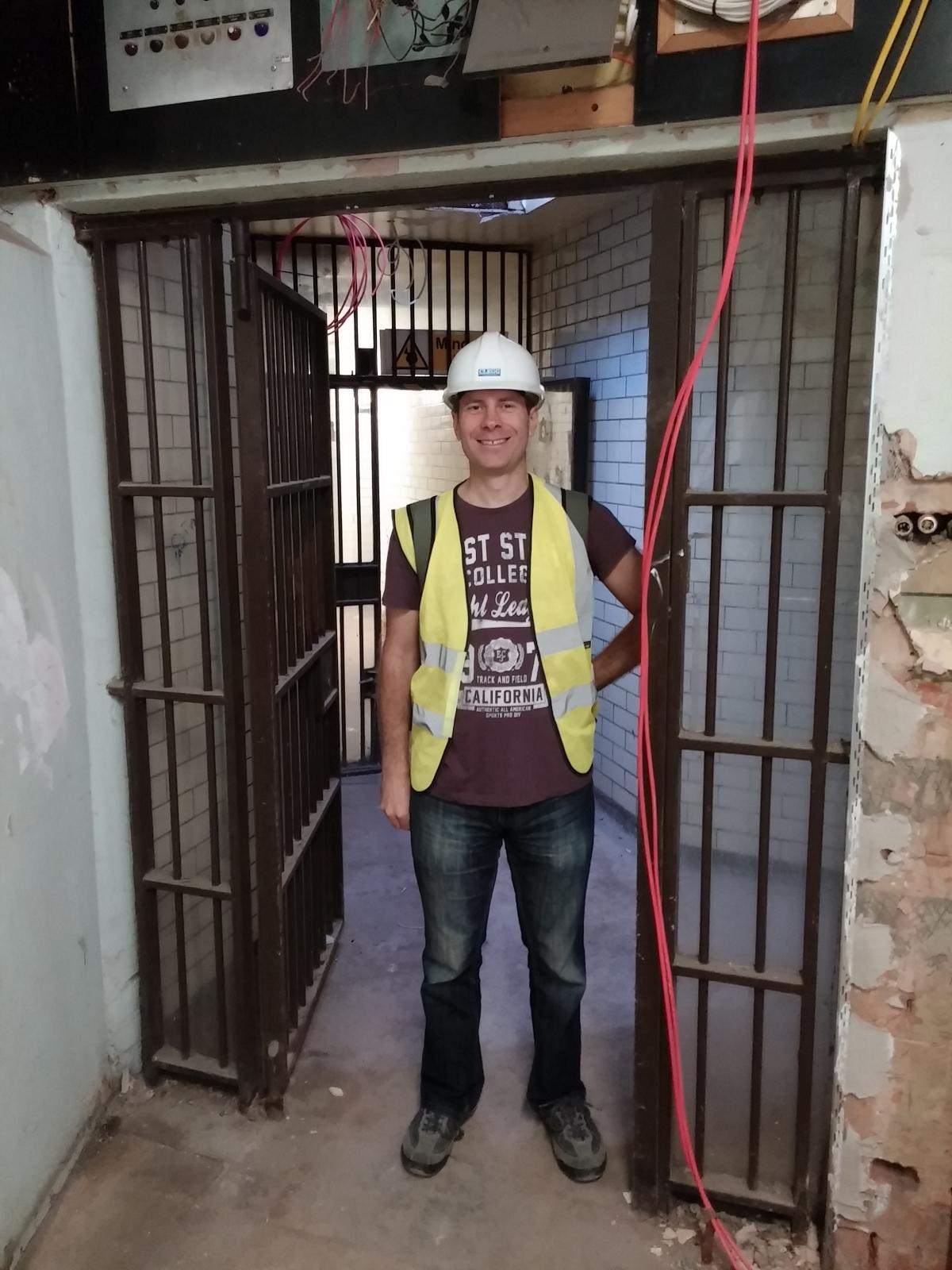 Jailhouse Cellfie