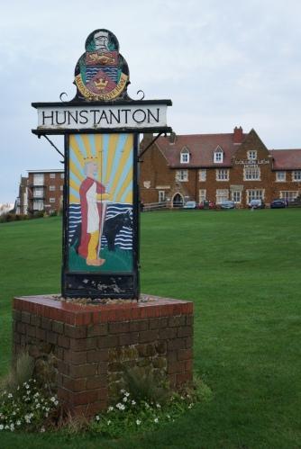 Signage Norfolk style