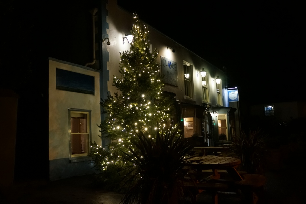 Pubs gearing up for Christmas