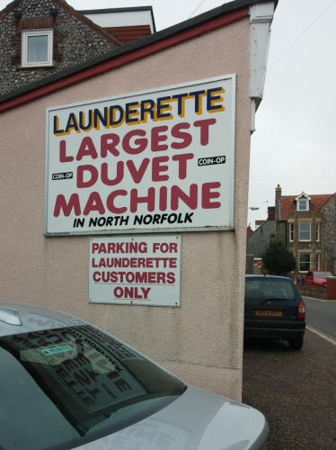 We do do duvets