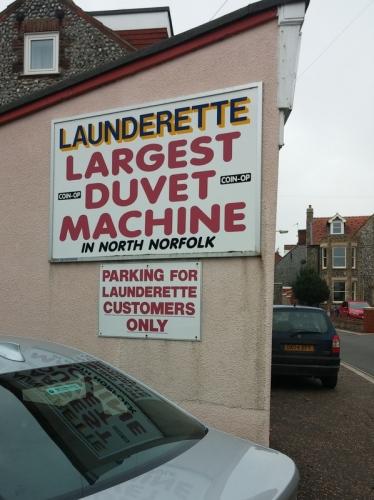 We do do duvets