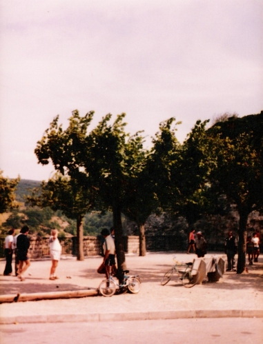 Photo 2 - Boules in the square