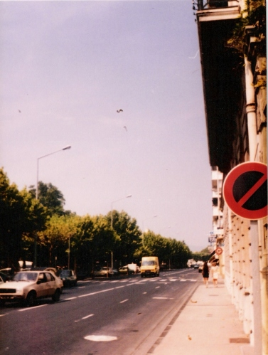 Street in Montelimar