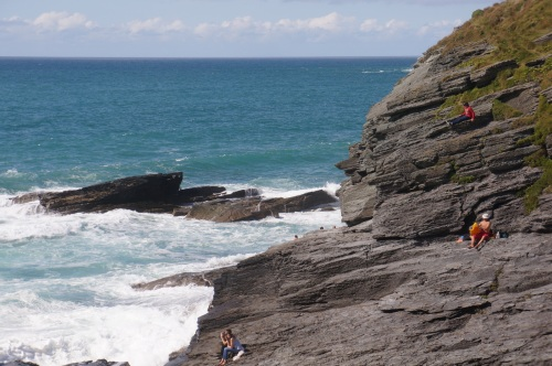 Trebarwith spectacle