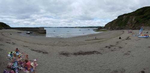 Polkerris Bay