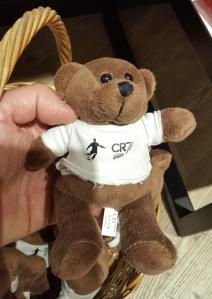 Branded bear
